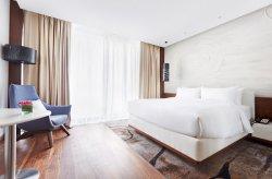 Minsk Marriott Hotel откроется для гостей в конце февраля