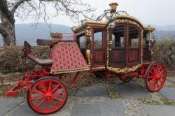 Карета XVIII века станет туристским транспортом Загреба