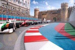 В Баку впервые пройдет гонка Формулы 1