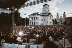 Летом у минской ратуши снова пройдут вечера джазовой и классической музыки
