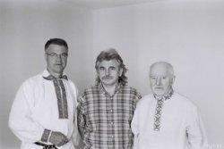 На прэзентацыі кнігі «Каб аднойчы» Рыгора Барадуліна, Алеся Камоцкага і Джона Кунстадтэра будуць шматлікія сюрпрызы
