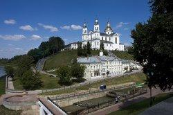 Витебск вошел в 15 городов Европы для путешествий вдвоем
