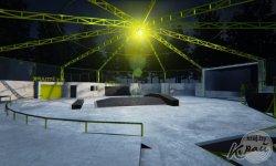 Новый скейт-парк в Вилейке украсят граффити: объявлен конкурс