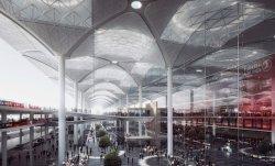 Турция продолжает строительство самого большого аэропорта в мире