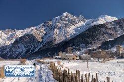 В грузинской Сванетии открылся новый горнолыжный курорт Тетнулди