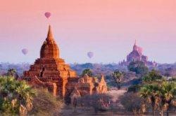 Мьянма закрывает доступ к пагодам Багана