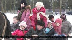 Интерактивные «Проводы зимы» организуют в Полоцком районе