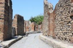 Туристов просят отказаться от посещения Помпеи