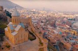 Грузия набирает популярность среди туристов