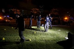 В Израиле произошла серия терактов: погиб турист, есть раненые