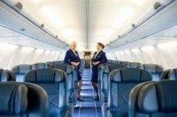 Ryanair оборудовал самолет для корпоративов
