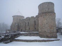 Патриотическое путешествие по замкам и крепостям Балтии