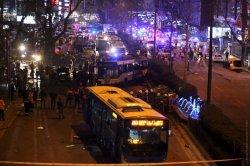 Сильный взрыв в центре Анкары: 34 человека погибли, более 125 пострадали