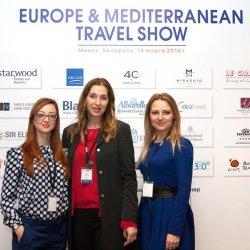 В Минске состоялся воркшоп Europe & Mediterranian Travel show: фоторепортаж