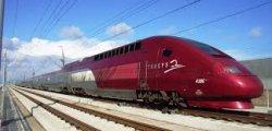 Париж и Брюссель свяжут бюджетные поезда. Стоимость поездки – от 10 евро