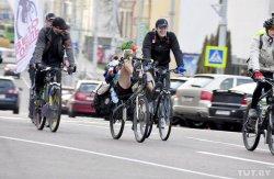 Велосезон в Гомеле откроют массовым велопробегом