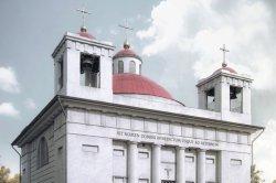 В Гомеле могут разрушить остатки старинного костела