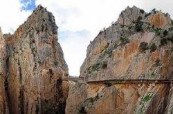 «Королевская тропа» в Испании — через год после открытия