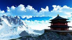 В Тибете появится горнолыжный курорт