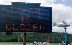 Аэропорты Греции 7 апреля будут закрыты