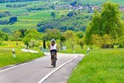В Германии открылось шоссе только для велотуристов