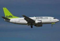 Авиакомпания airBaltic предлагает поучаствовать в лотерее и выиграть два бесплатных билета до Риги