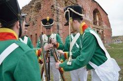 В Бобруйске состоялся театрализованный штурм крепости