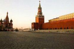 Красная площадь закрыта для туристов