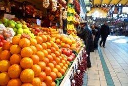 Большой рынок Будапешта признан лучшим в Европе
