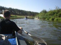 В мае на реке Ясельде пройдет «Мотольская регата»