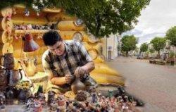 Ремесленники хотят создать в центре Бреста «Брест-Литовский кирмашик»