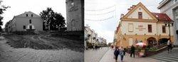 Фальсификация исторического центра Гродно. Топ-13 новоделов «под старину»