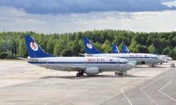 Пассажиропоток через Национальный аэропорт Минск вырос в I квартале на 31,6%