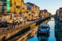 Милан открывает сезон водных прогулок