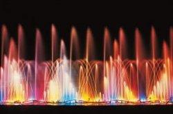 В Дубае появится аквашоу