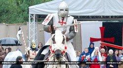 1 мая рыцарский бой в Гродно соберет сотню участников