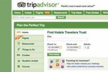 10% доходов мировой туризм получил благодаря отзывам, оставленным на сайте TripAdvisor