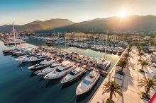 Арабы купили Porto Montenegro в Черногории