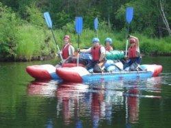 В Ивановском районе организуют фестиваль водного туризма