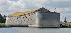 Копия Ноева ковчега может отправиться в Бразилию