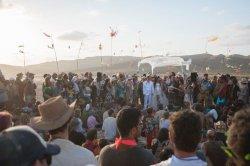 В Израиле пройдет пятидневный фестиваль современного искусства Midburn