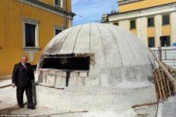 Албания открыла для посещений правительственный ядерный бункер