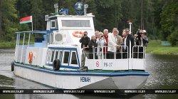 В белорусско-польском туристическом форуме на Августовском канале приняли участие 150 человек