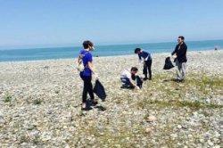 Пляжи Батуми готовы к началу летнего сезона