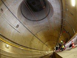 В Швейцарии откроют самый длинный в мире туннель