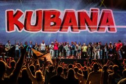 KUBANA-2016 устроит мощную встряску в самом центре Риги!
