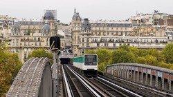 В Париже откажутся от билетов на метро