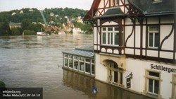 В Германии из-за наводнения за ночь погибли четыре человека