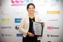 CarTrawler получает награду на выставке-конференции Travel IT Workshop