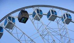 В Финляндии откроется первая в мире сауна на колесе обозрения
